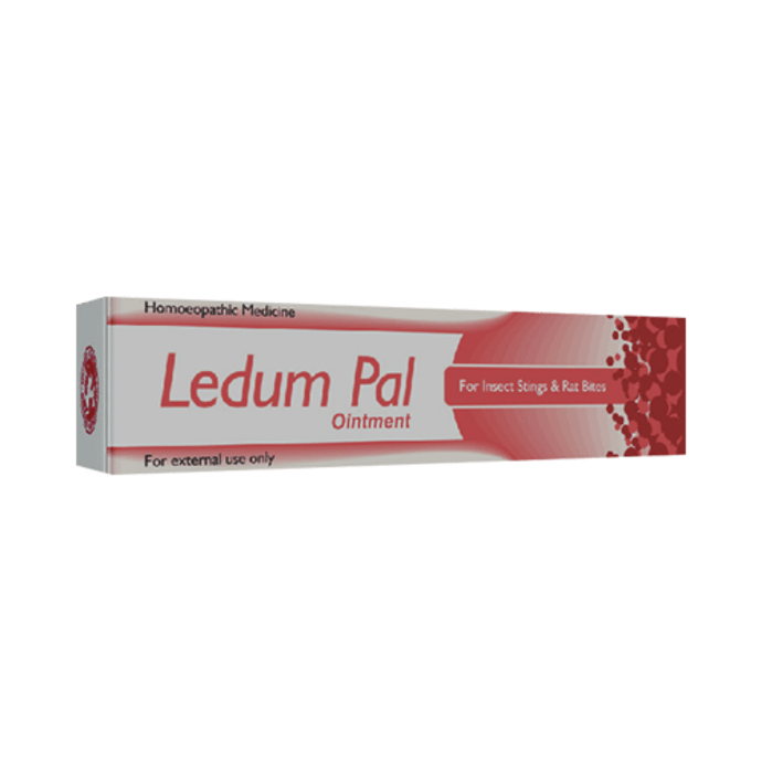 St. George's Ledum Pal Ointment