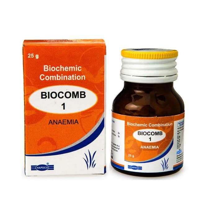 Hapdco Bio-Combination 1 Tablet