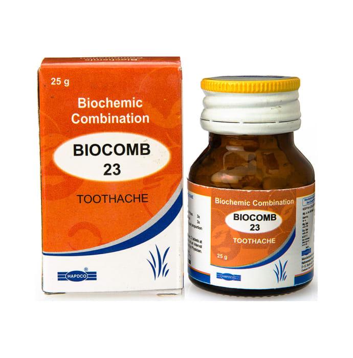 Hapdco Bio-Combination 23 Tablet