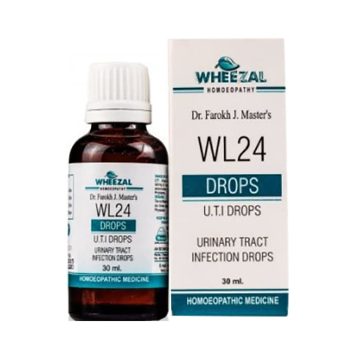 Wheezal WL24 U.T.I. Drop