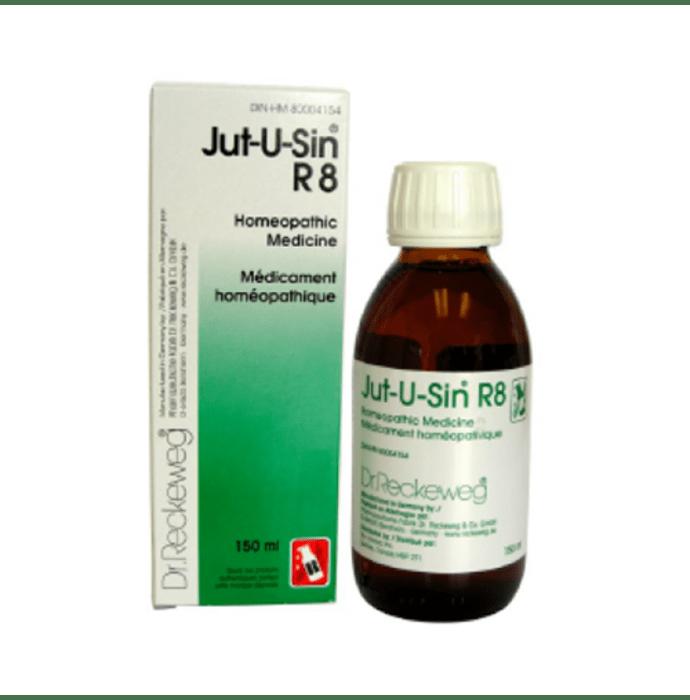 Dr. Reckeweg R8 Jut-U-Sin Cough Syrup