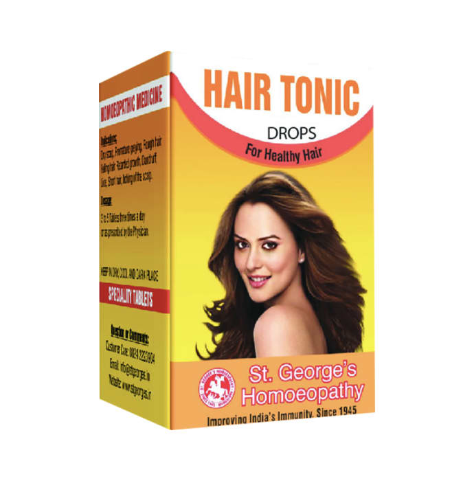 St. George's Hair Tonic Drop