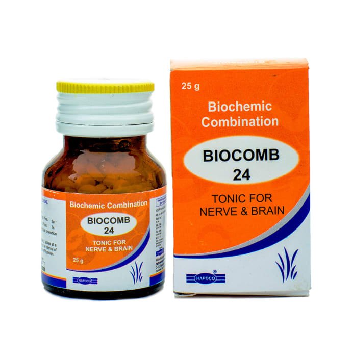Hapdco Bio-Combination 24 Tablet