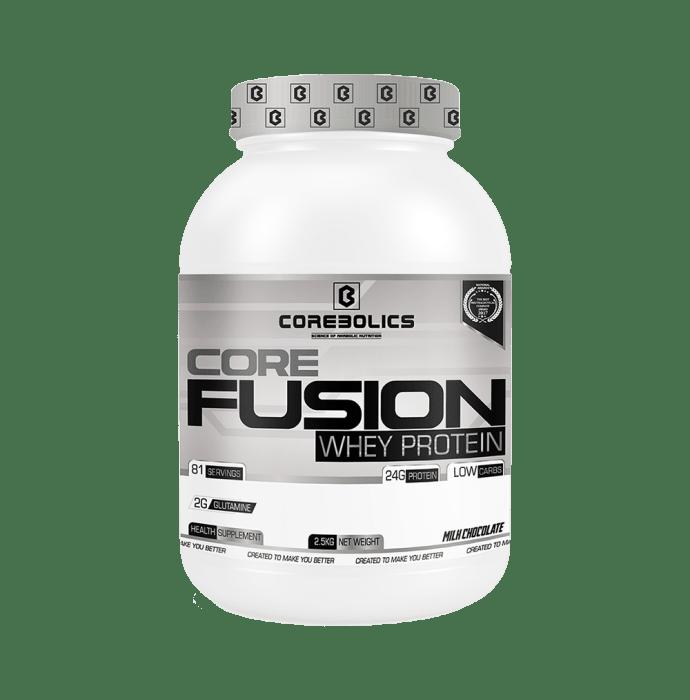 Corebolics Core Fusion Whey Protein Milk Chocolate