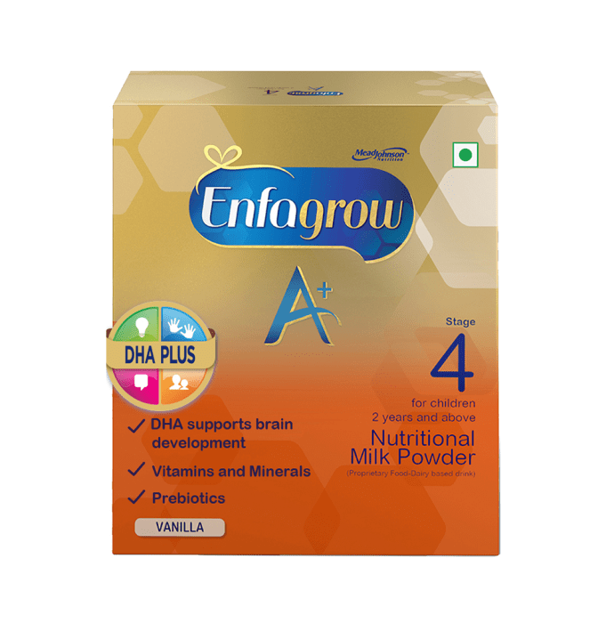 Enfagrow A+ Stage 4 Nutritional Milk Powder (2 years and above) BIB (Refill Pack) Vanilla