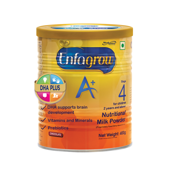 Enfagrow A+ Stage 4 Nutritional Milk Powder (2 years and above) Chocolate