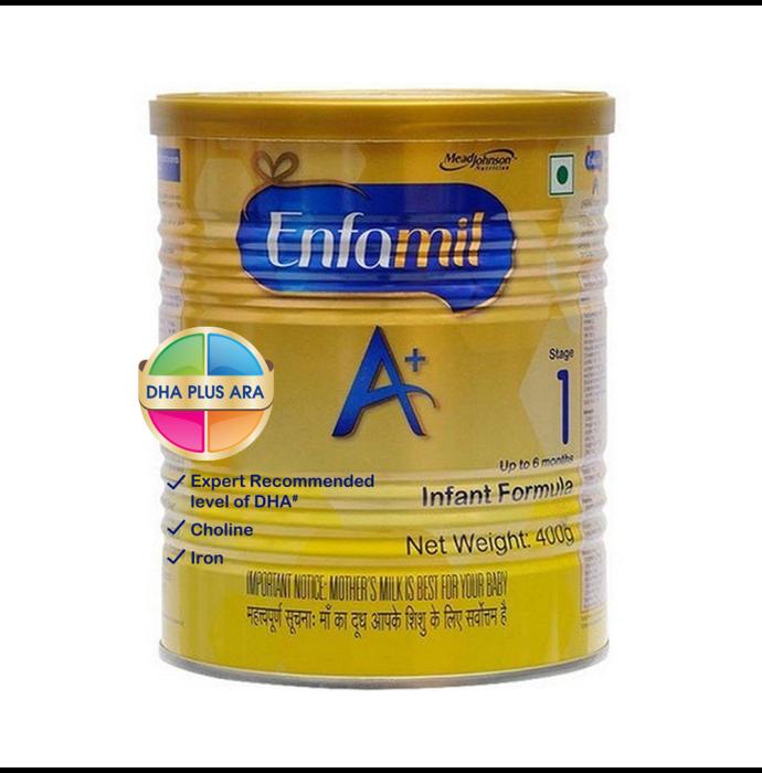 Enfamil A+ Stage 1 Infant Formula