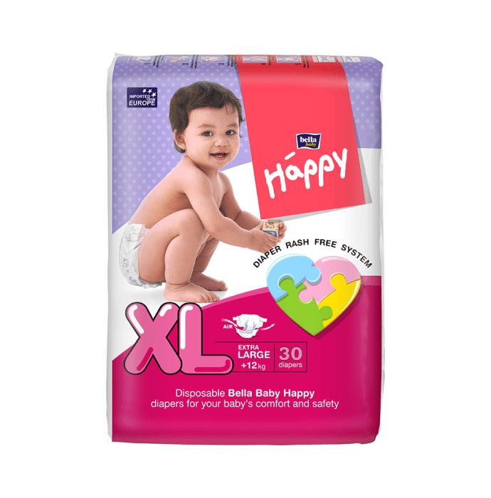 Bella Baby Happy Diaper XL