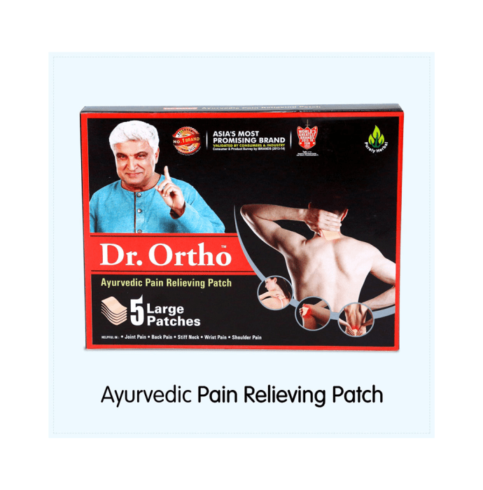 Dr Ortho Pain Relief Patch