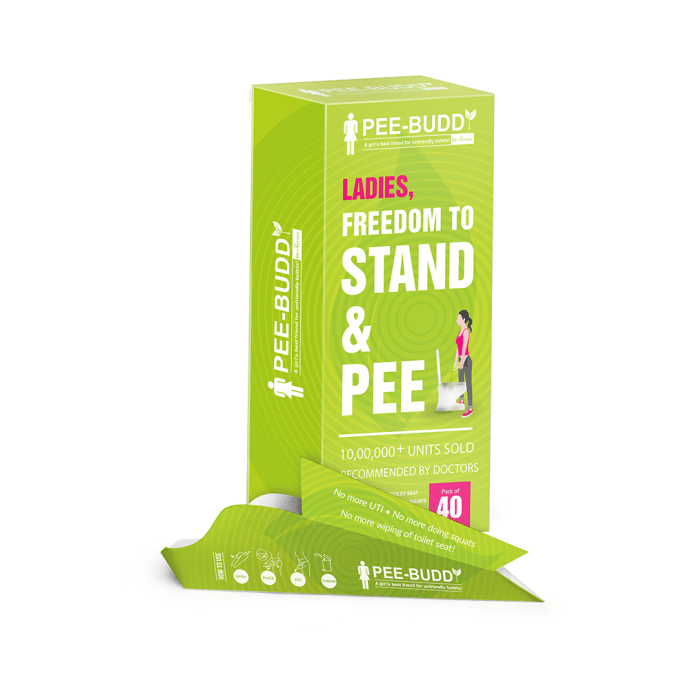 PeeBuddy Disposal Urinary Device for Female