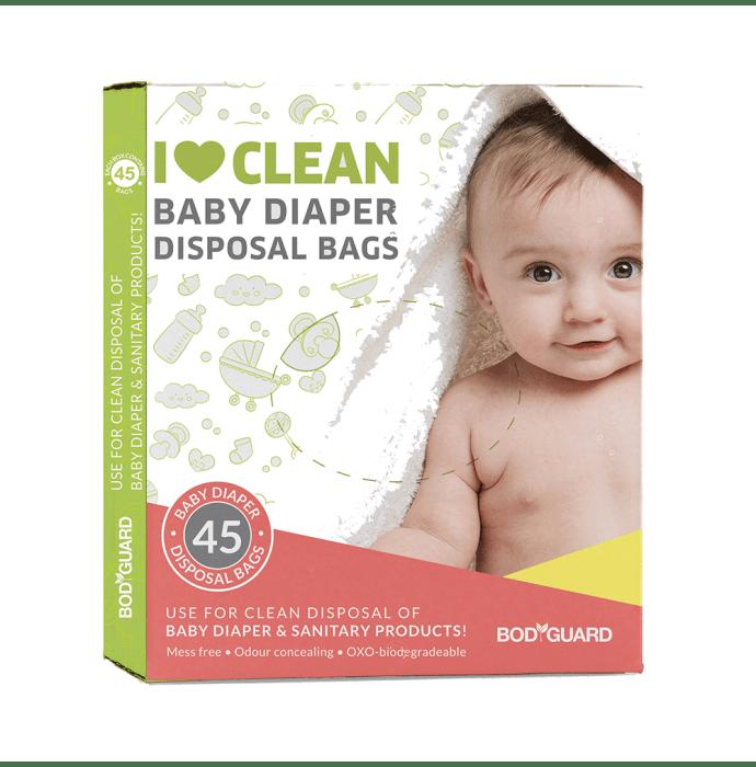 Bodyguard Baby Diapers & Sanitary Disposal Bag