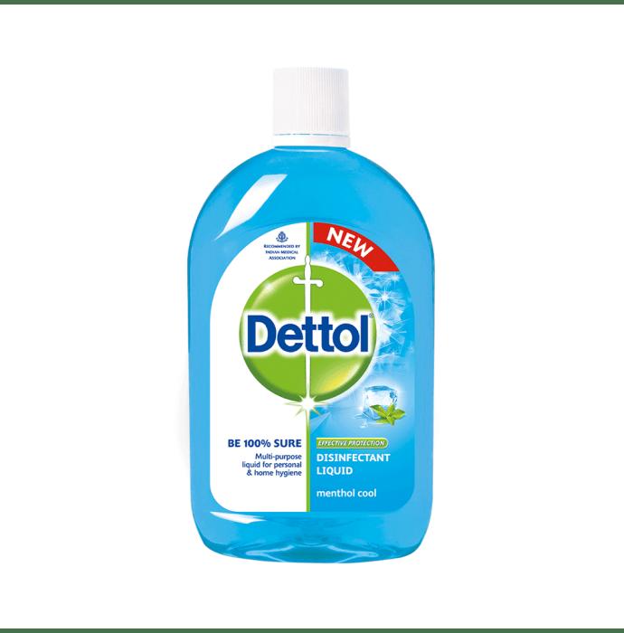 Dettol Lime Fresh Disinfectant Multi-Use Hygiene Liquid