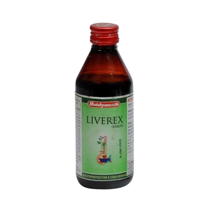 Baidyanath Liverex Syrup