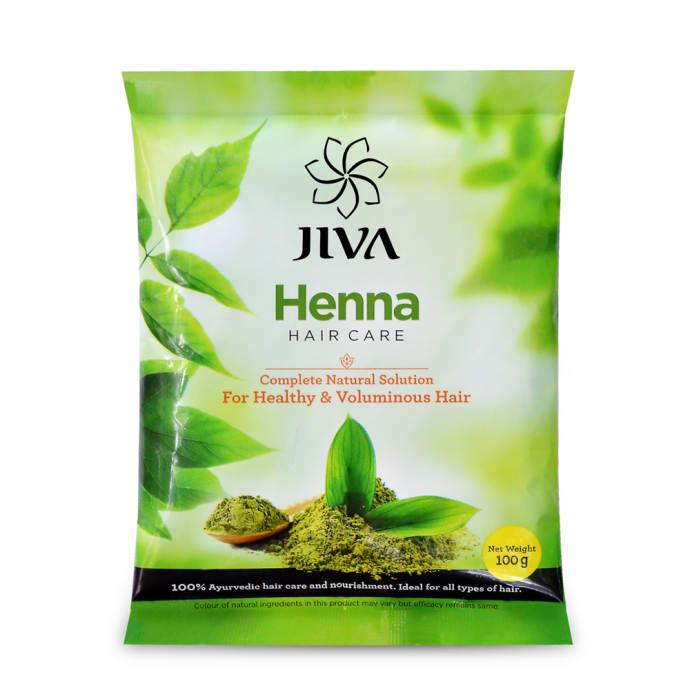 Jiva Henna Hair Care