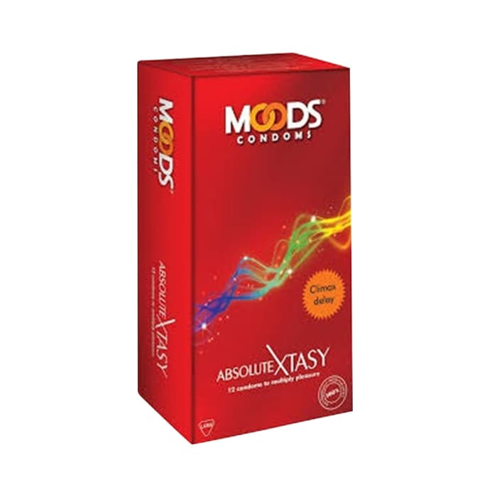 MOODS Absolute Xtasy Condom