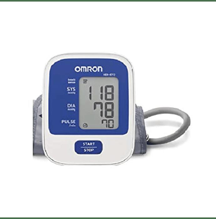 Omron HEM-8712 BP Monitor