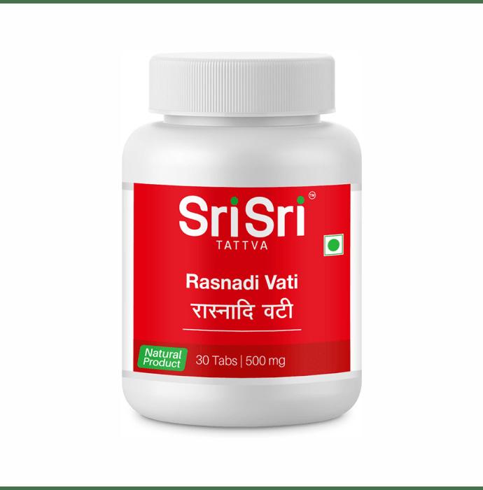 Sri Sri Tattva Rasanadi  Vati