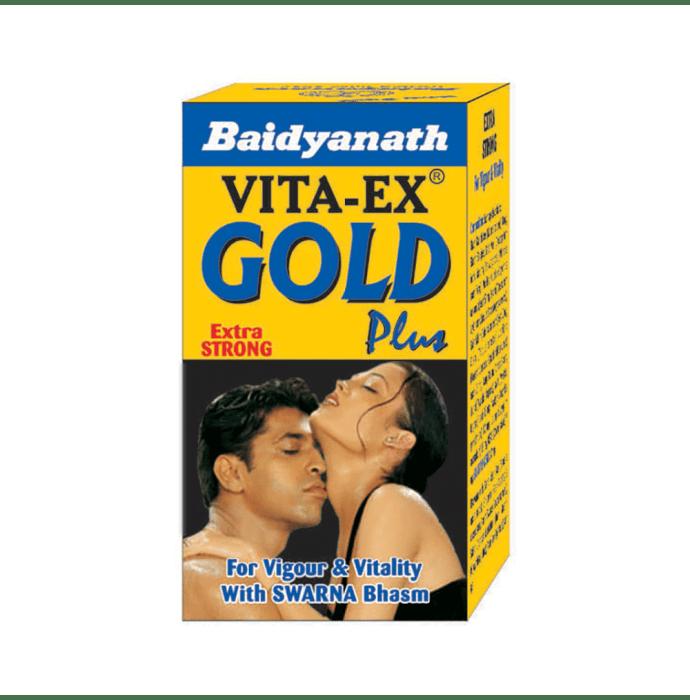 Baidyanath Vita-Ex Gold Plus Capsule