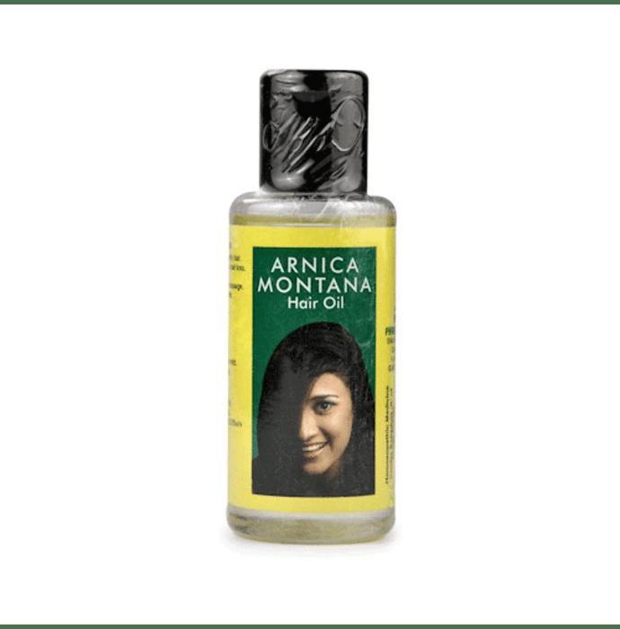 Bakson's Arnica Montana Hair Oil