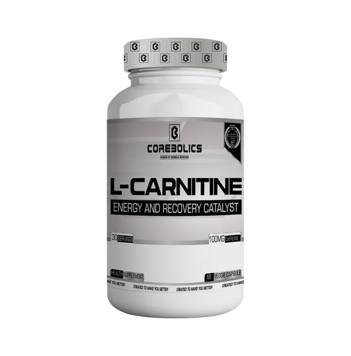 Corebolics L-Carnitine Capsule