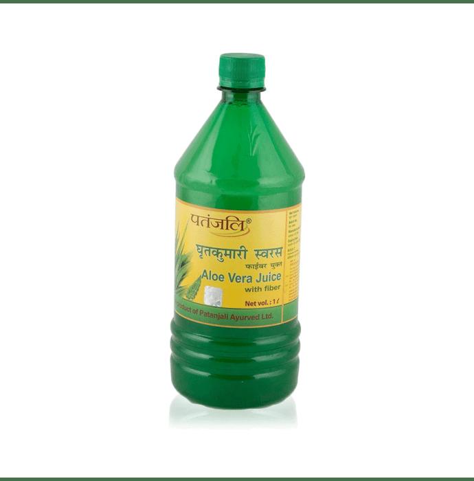 Patanjali Ayurveda Aloe Vera Juice Orange