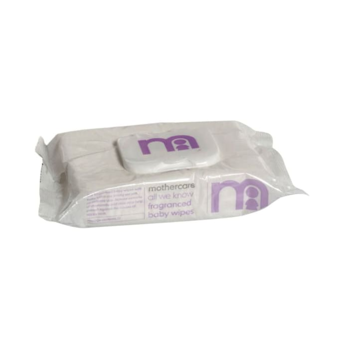 Mothercare All We Know Baby Wipes Purple Fragrance Pack of 5