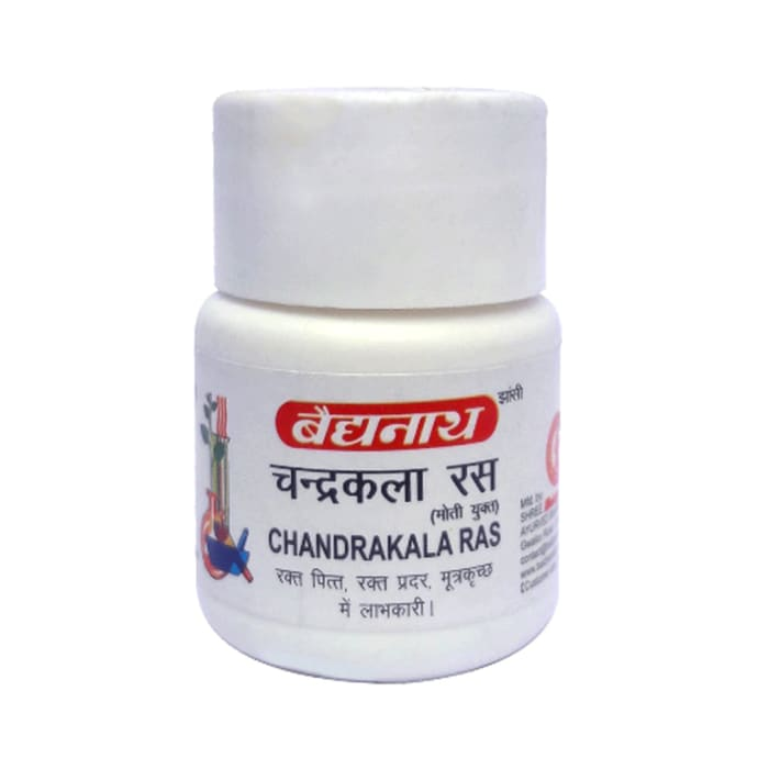 Baidyanath Chandrakala Ras Tablet