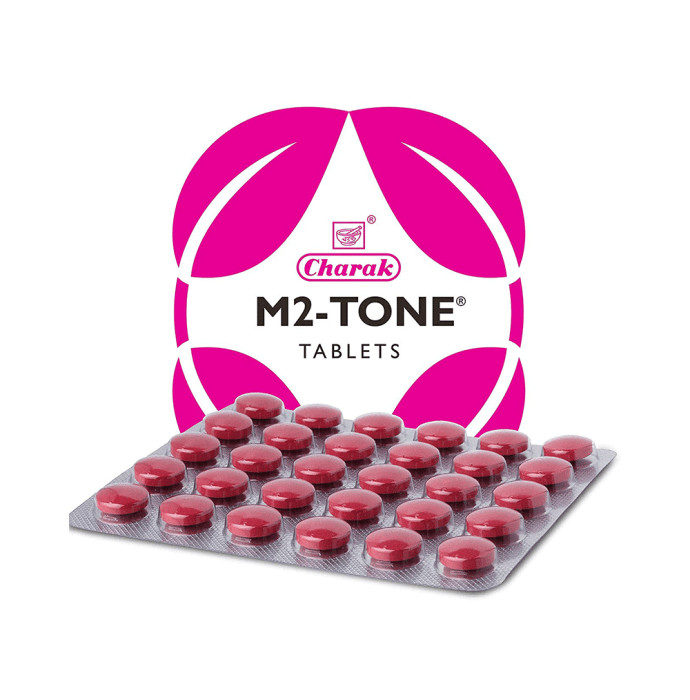 Charak M2 Tone EM Tablet