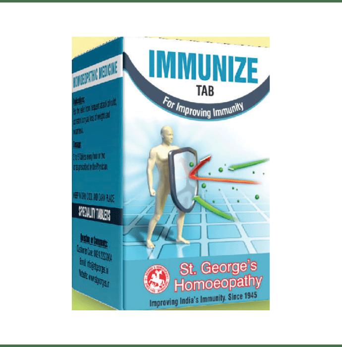 St. George's Immunize Tablet