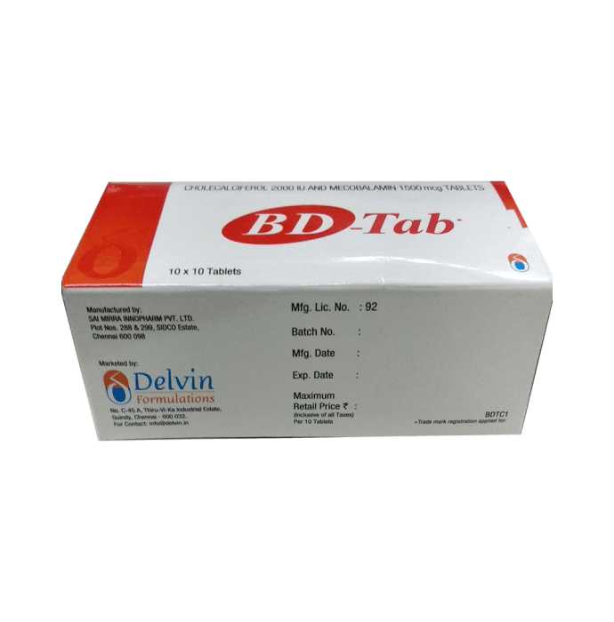 BD-Tab Tablet