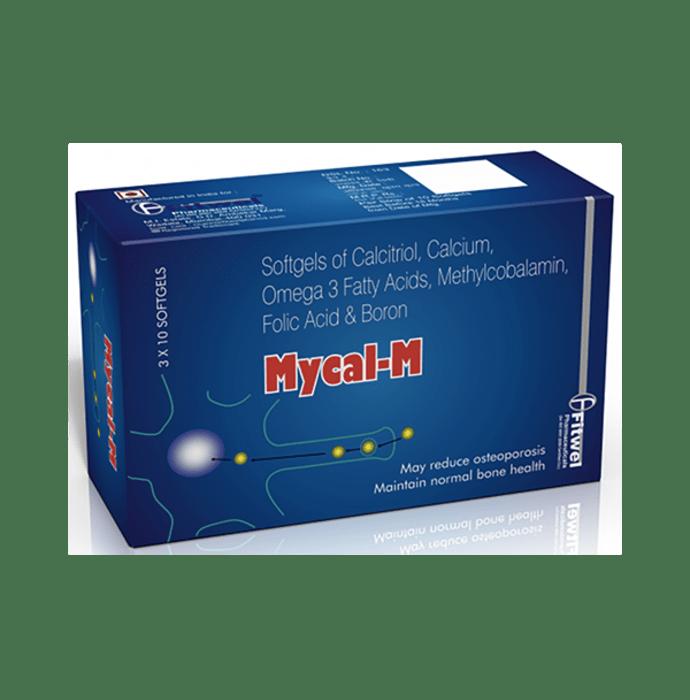 Mycal-M Softgel