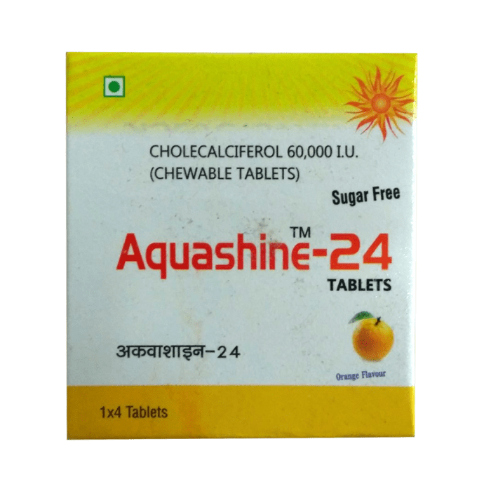Aquashine 24 Tablet