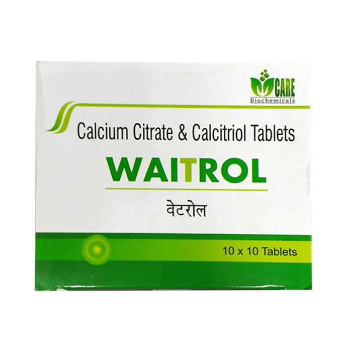 Waitrol Tablet