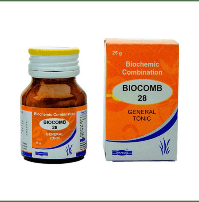 Hapdco Bio-Combination 28 Tablet
