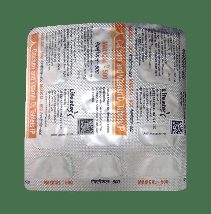 Maxical Tablet