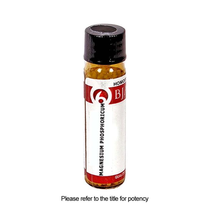 Bjain Magnesium Phosphoricum Globules 30 CH