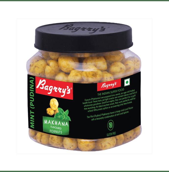 Bagrry's Makhana Flavoured Foxnuts Mint