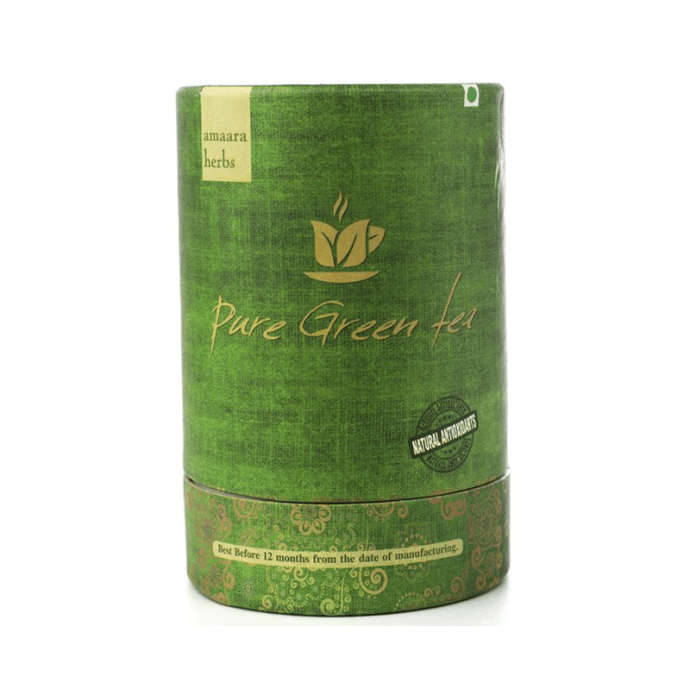 Amaara Herbs Caffeine Free Tea Bag Pure Green