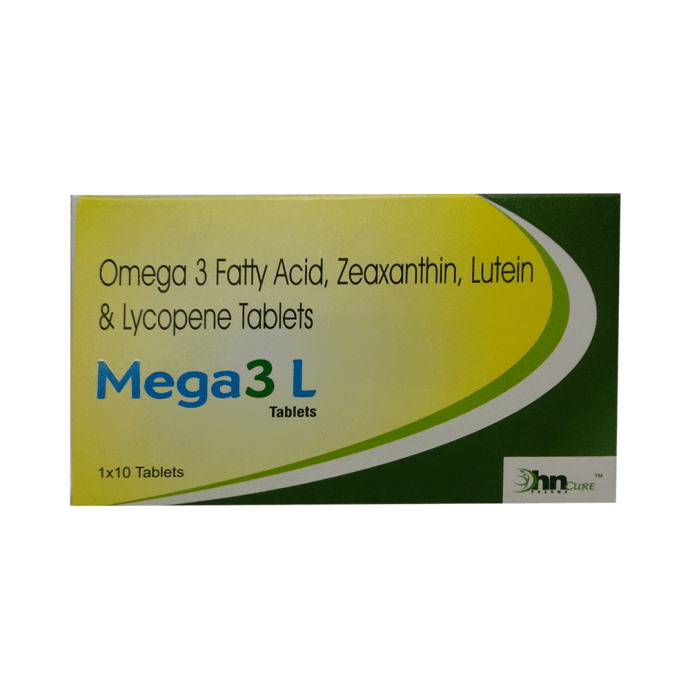 Mega3 L Tablet