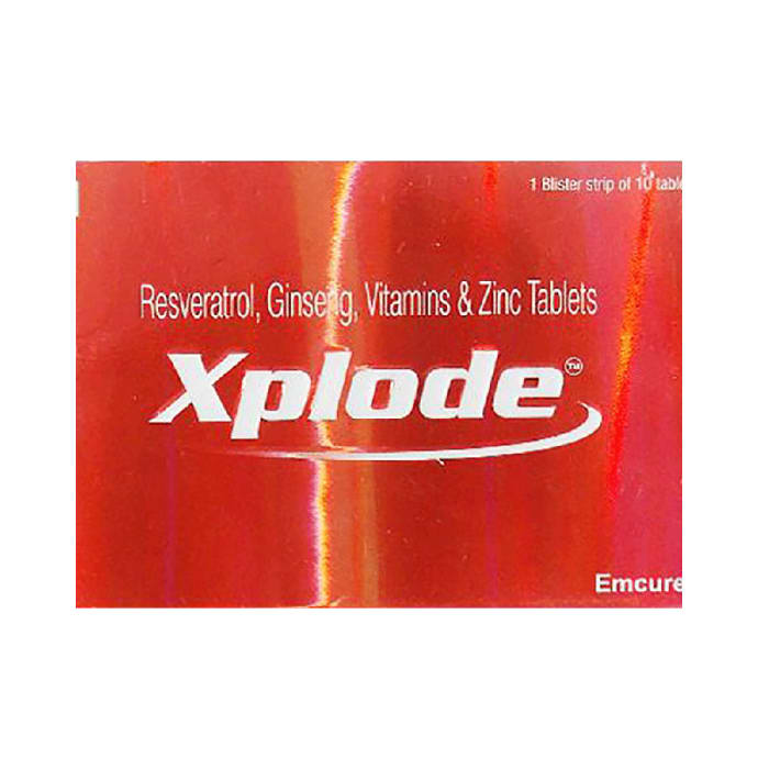 Xplode Tablet