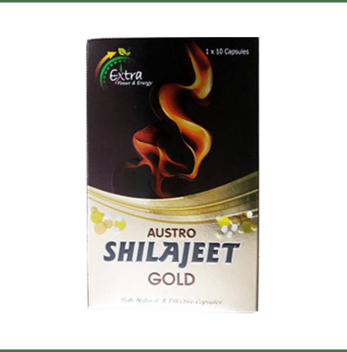 Austro Shilajeet Gold Capsule