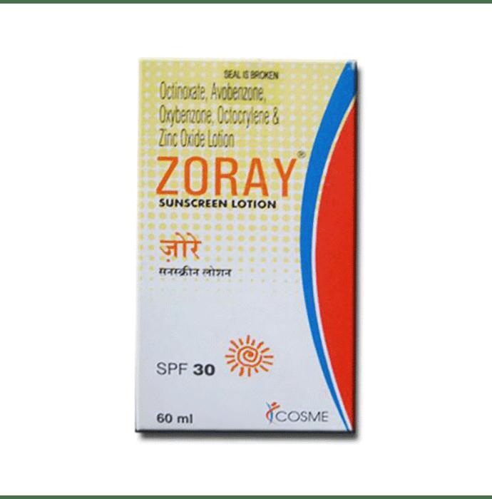 Zoray Sunscreen Lotion