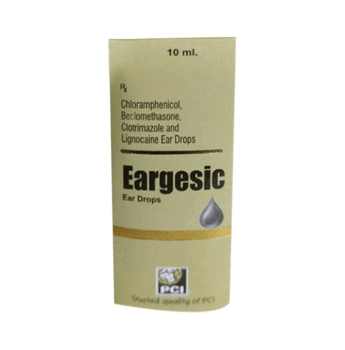 Eargesic Ear Drop