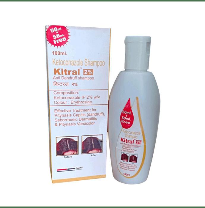 Kitral  Shampoo
