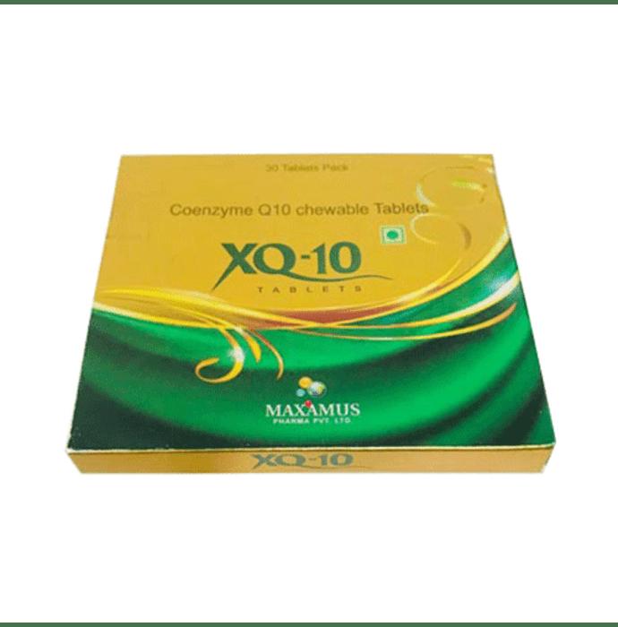 XQ 10 Tablet