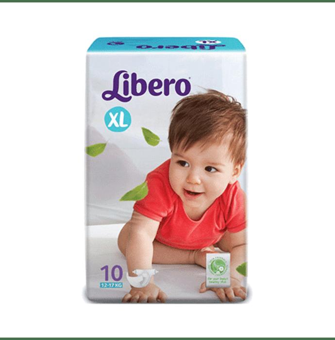 Libero Open Diaper XL