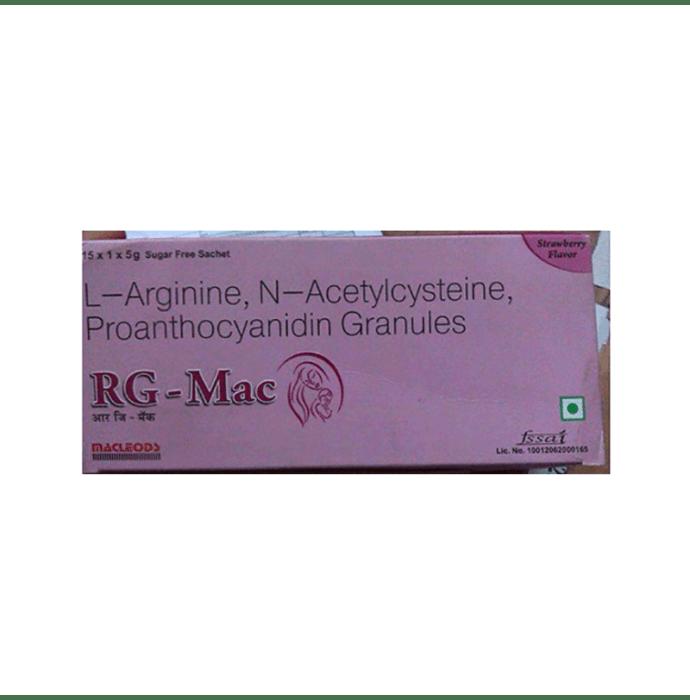 RG-Mac Sachet