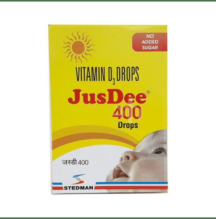 Jusdee 400IU Drop
