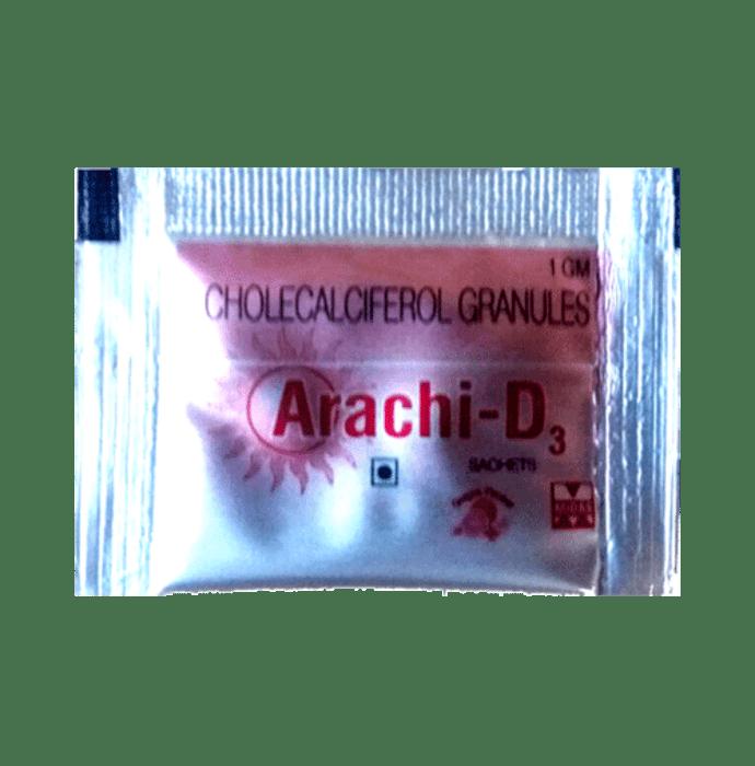 Arachi D3 Sachet