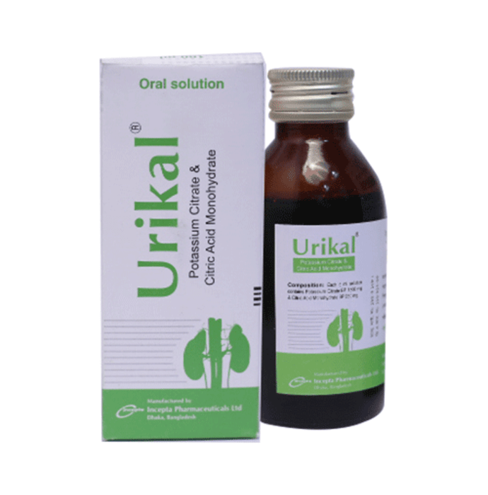 Urikal Syrup